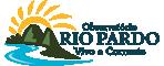 Logo Obs Rio Pardo Vivo e Corrente
